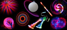 LED-Poi, Toys & Gimmicks